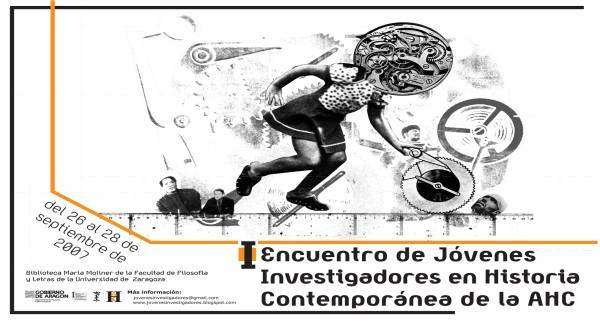 Affiche I Encuentro Jovenes Historiadores